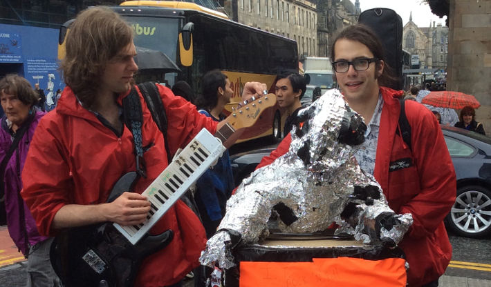 Q & A: 25 IT Shows at Edfringe 2014