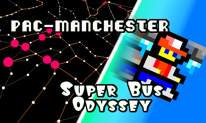 Turning Manchester's Bus Data into an HTML5 Game